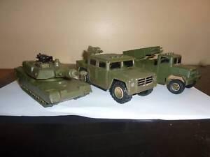 True Heroes Military Vehicles