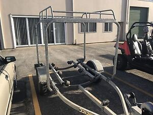 Jet ski trailer cargo carrier Bungalow Cairns City Preview