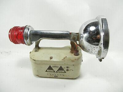 Vintage EVEREADY BIG JIM No.110 Weatherproof Flashlight / Lantern