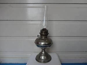 Antique Rayo oil lamp C.1895 Armidale Armidale City Preview