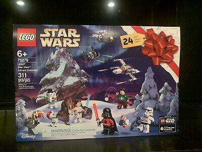 Lego Star Wars Advent Calendar 2020 Christmas Darth Vader sealed 75279