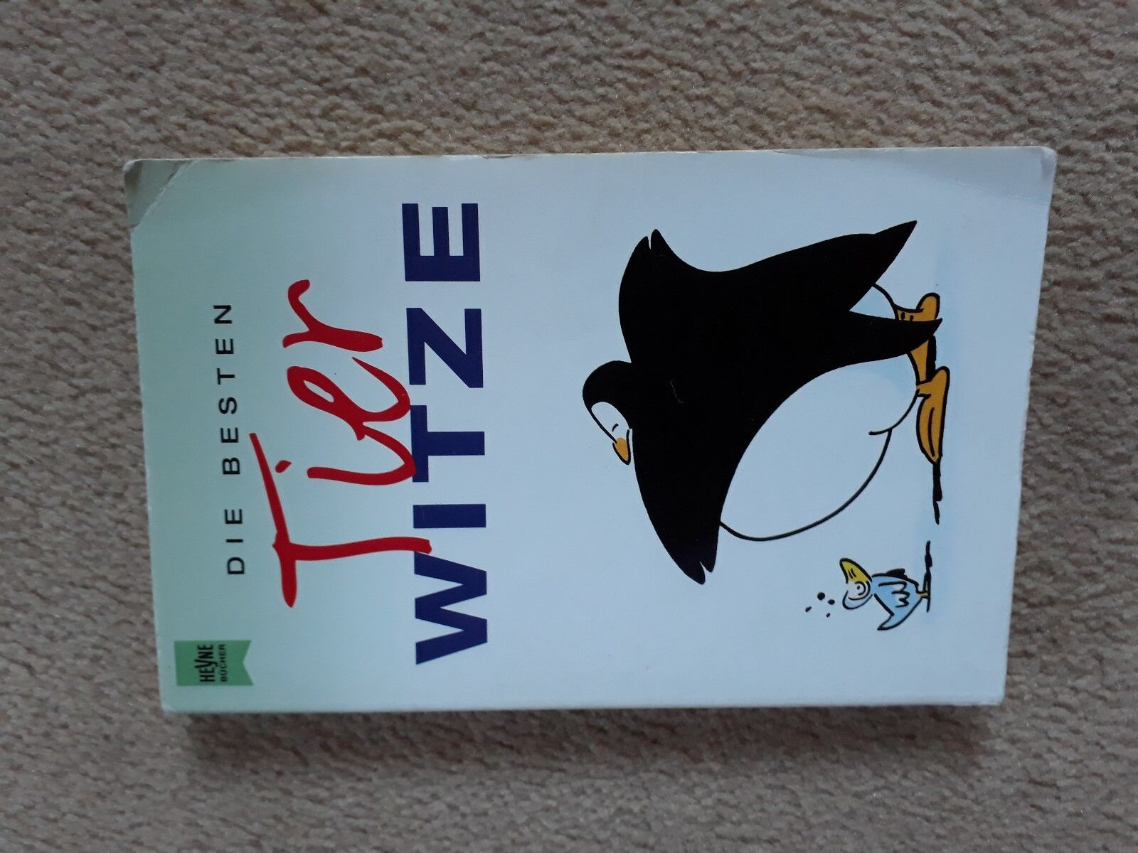 Die besten Tierwitze 126 Seiten von 2000