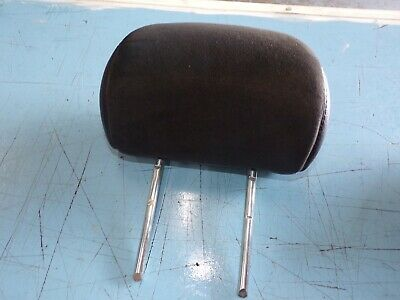 land rover freelander 1 black suede/ leather rear outer seat head rest 98-06