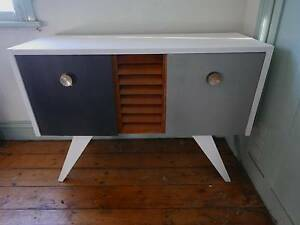 Retro Cabinet Given the Once Over Ballarat East Ballarat City Preview