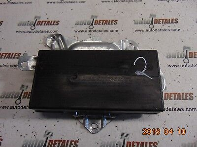 Mercedes S class W220 rear left door airbag module A2208600305 used 2004