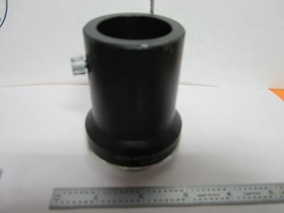 Microscope Part Leitz Wetzlar 512593 Camera Adapter Optics Bink8-03
