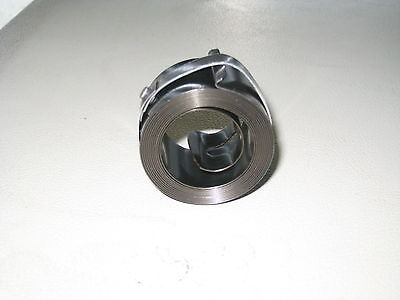 Milling Machine Part- Clock Quill Spring 25mm Wide R-8