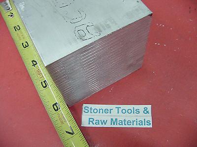 3 X 3 Aluminum 6061 Square Solid Bar 6 Long T6511 Flat Mill Stock 3.00
