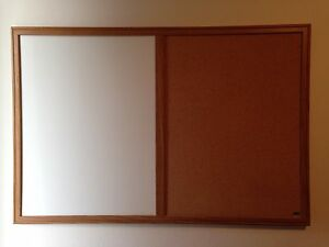 2 in 1 Whiteboard/Cork board Manly Manly Area Preview