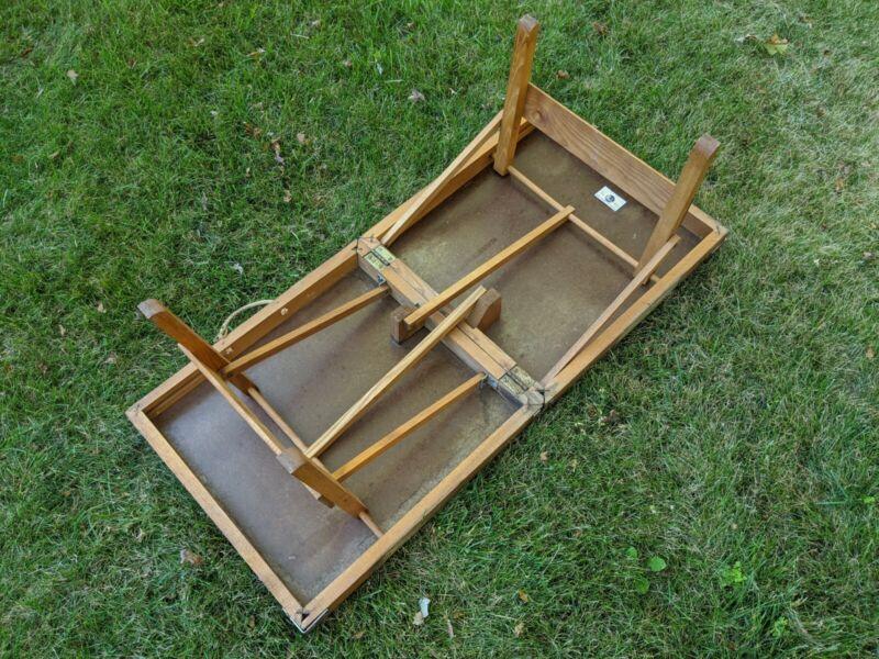 Howe Folding Furniture Picnic/Salesman