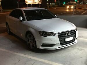 Audi A3 – Ambition – Sedan – S-line gearbox upgrade leather
