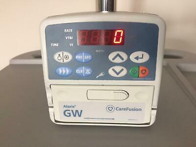 Alaris Gw Volumetric Infusion Pump