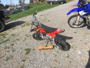 Honda XR CRF 50 modified $1200