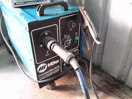 Welder Miller Compact- blu  151 S