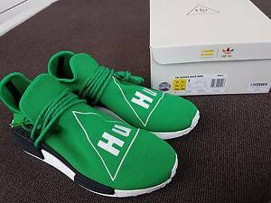 PW HUMAN RACE NMD - green/12us Macleod Banyule Area Preview