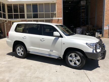 Toyota Landcruiser 200 Series Altitude Oyster Bay Sutherland Area Preview