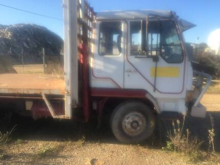 FOR SALE Flatbed truck good condition Holt Belconnen Area Preview
