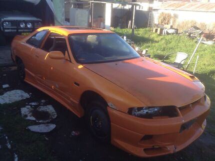 1994 Nissan skyline gtst turbo rolling shell clear title cheap sunroof  Liverpool Liverpool Area Preview