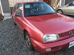 1997 Volkswagen Golf for sale