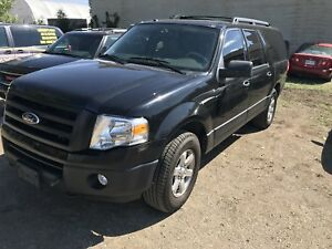 2011 FORD EXPEDITION XL 4X4  $11,500.00 AS IS offers