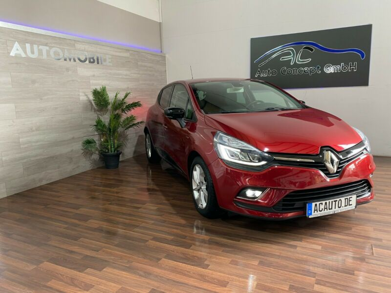 Renault Clio IV 90 Limited ENERGY