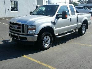 2010 Ford F-250 XLT SuperCab Long Bed 4WD