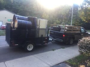 Free scrap metal and appliance pick up call John 289-788-7645