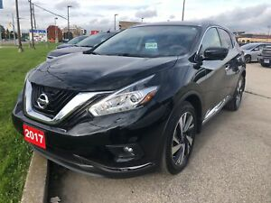2017 Nissan Murano Platinum NAVI AWD LOADED CLEAN CAR PROOF