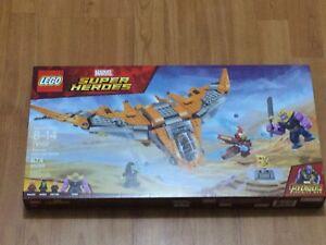 Unopened LEGO Avengers Set!