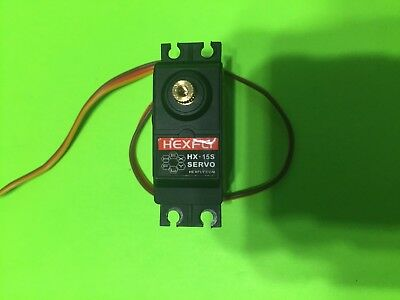 Redcat Racing Everest GEN 7 PRO 1/10 Scale Crawler Stock Servo Hexfly HX-15S