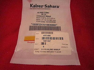 Dupont Dow Kalrez Sahara O Ring  Amat 3700 00963