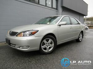 2003 Toyota Camry LE! Only 136500kms!