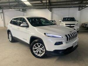 2014 Jeep Cherokee KL Sport Wagon 5dr Spts Auto 9sp 2.4i [MY15] Nunawading Whitehorse Area Preview