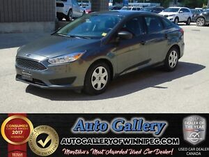 2016 Ford Focus S *Only 4,572 kms!