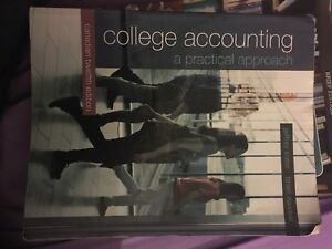 Office Administration General (OAG) books, college.
