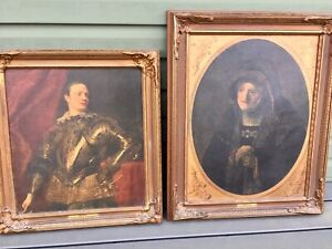 Antique Portraits from Holland