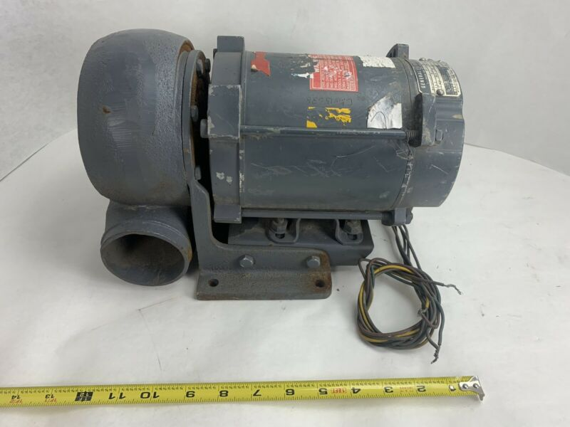 Buffalo Forge Co. 1/6 Hp Electric Forge Fan