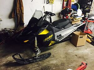 LARGE INVENTORY OF USED SKIDOO PARTS
