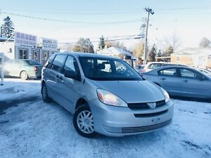 2004 Toyota Sienna Minivan | WINTER TIRES INCLUDED*