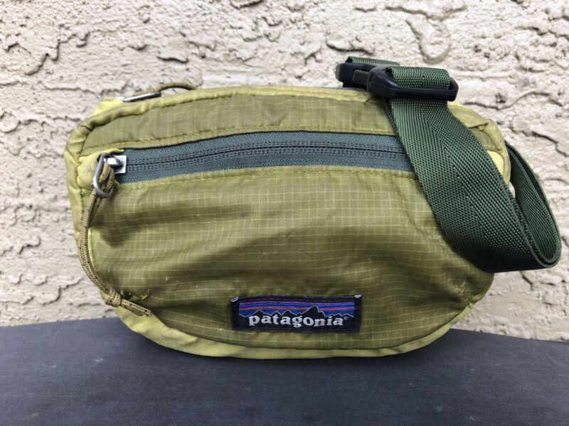 Patagonia Lightweight Mini Hip Pack Fanny Waist 1L Green 49446