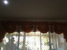 Upper curtains in excellent condition please refer photos Heritage Park Logan Area Preview
