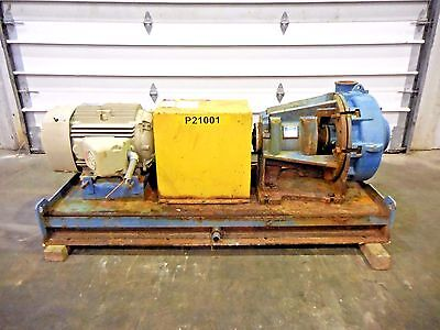 Rx-3633 Metso Hm150 Lhc-d 6 X 4 Slurry Pump W 25hp Motor And Frame