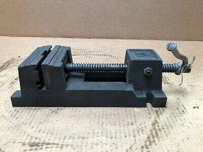 Wilton Machinist Drill Press Vise Quick Release Excellent Usa