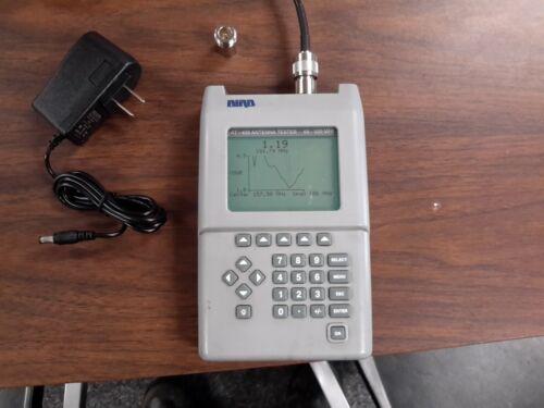 Bird AT-400 Digital/Graphic Antenna Tester / Analyzer 65-520mhz