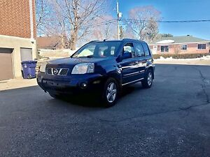 2005 Nissan X-Trail !! 4X4 ** Mags **Toit Panoramique