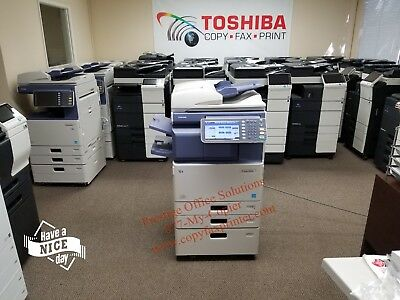 Toshiba E Studio 5055c Copier-printer-scanner Very Clean-meter Under 50k