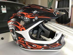 Kids Large Dirt Bike Helmet
