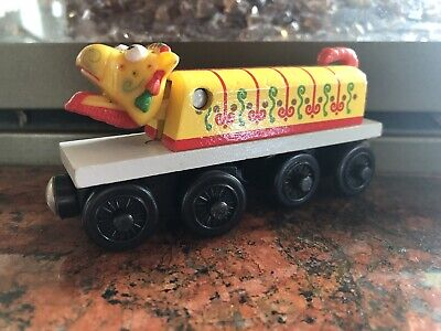 Thomas The Train and Friends Wooden Railway - Chinese Dragon