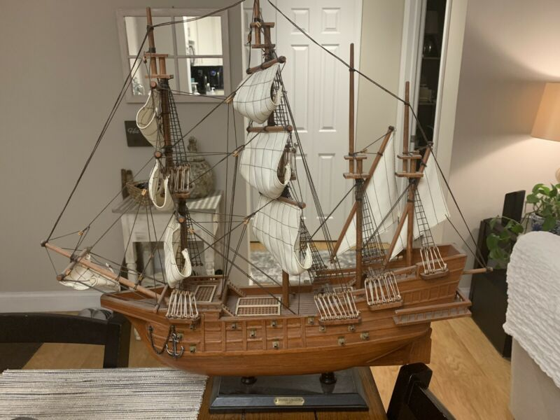 Replica 1607 Spanish Galleon Ship
