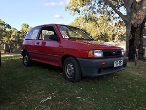 1992 ford festiva Seaford Meadows Morphett Vale Area Preview